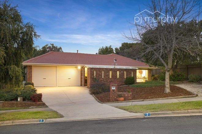 Picture of 7 Brown Court, WODONGA VIC 3690