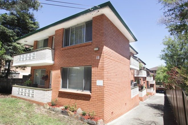 Picture of 7/18 Minter Street, CANTERBURY NSW 2193