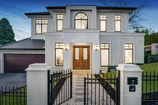 Picture of 7 Kanooka Avenue, TEMPLESTOWE LOWER VIC 3107