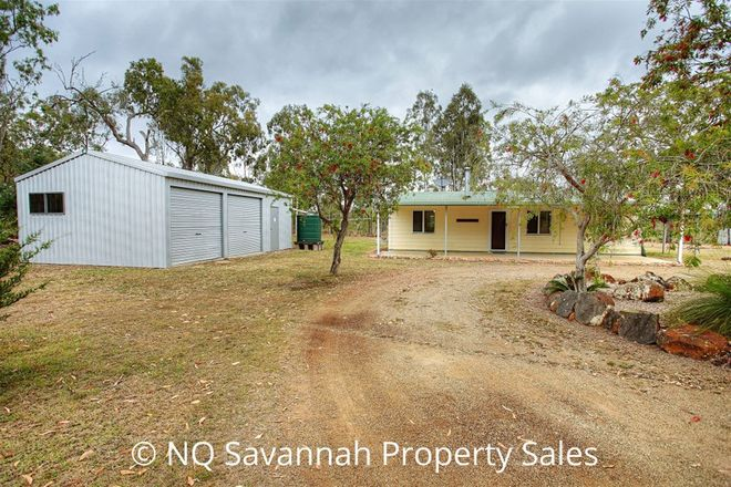 Picture of 619 Millstream Parade, MILLSTREAM QLD 4888