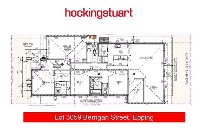 Picture of 22 Berrigan  Street, EPPING VIC 3076