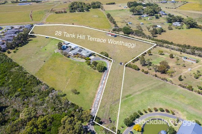 Picture of 28 Tank Hill Terrace, WONTHAGGI VIC 3995