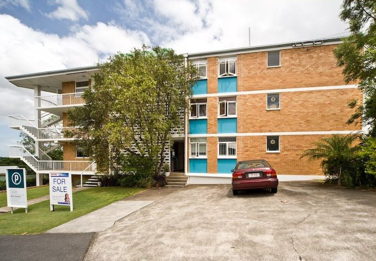 7/25 Upper Clifton Terrace, Red Hill QLD 4059, Image 2