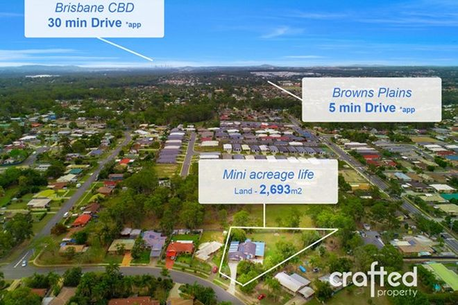 Picture of 26 Cambridge Street, BORONIA HEIGHTS QLD 4124