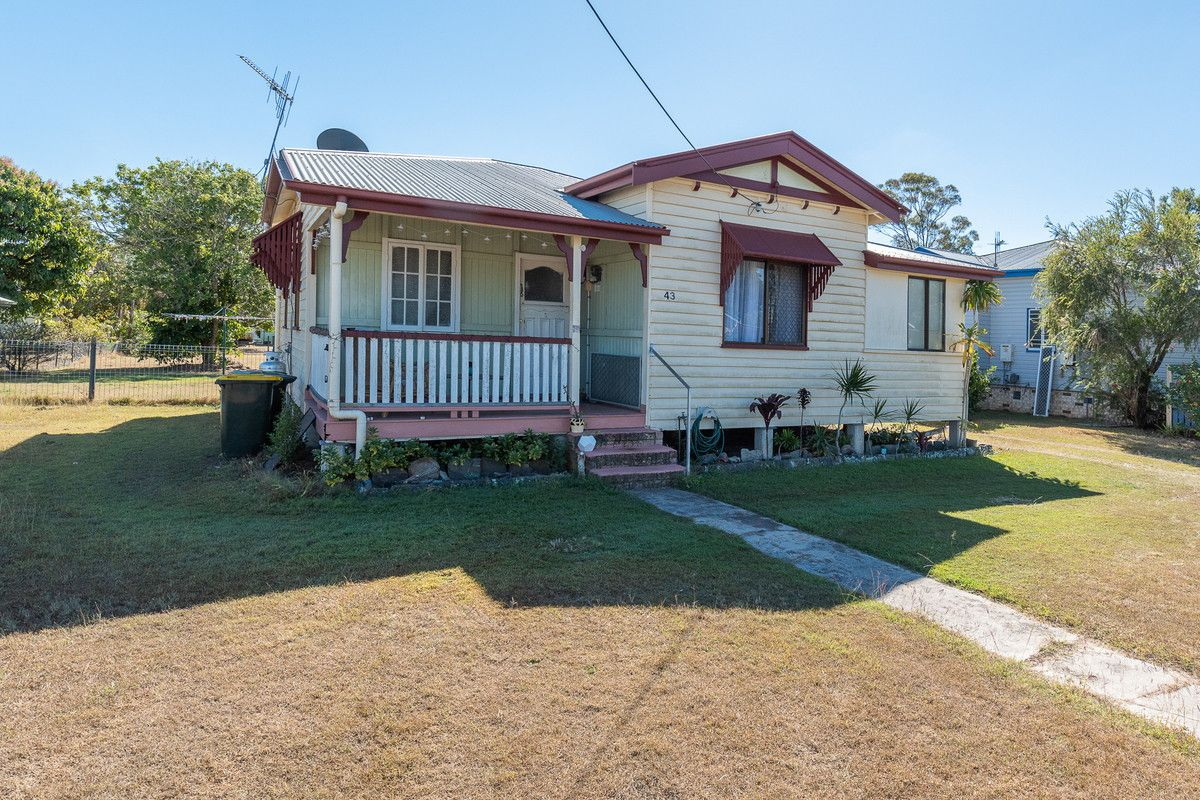 43 Beatrice Street, Walkervale QLD 4670, Image 1