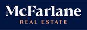 Logo for McFarlane Real Estate