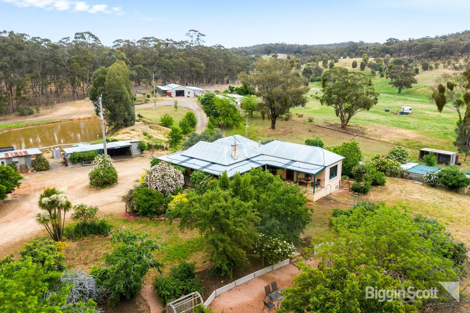 300 Shicer Gully Road, Guildford VIC 3451, Image 0