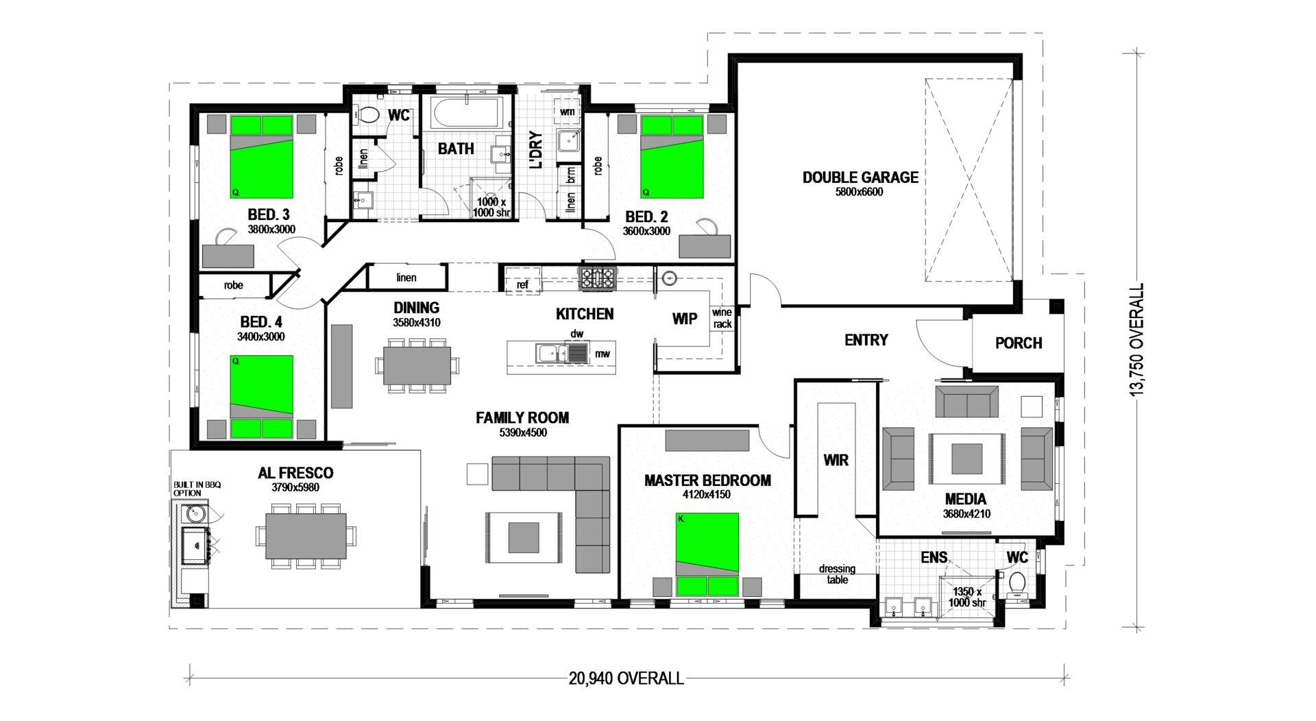 Lot 314 Elm Drive, Mornington Heights Estate, Gunnedah NSW 2380, Image 1