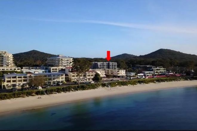 Picture of 505/6  Bullecourt, SHOAL BAY NSW 2315