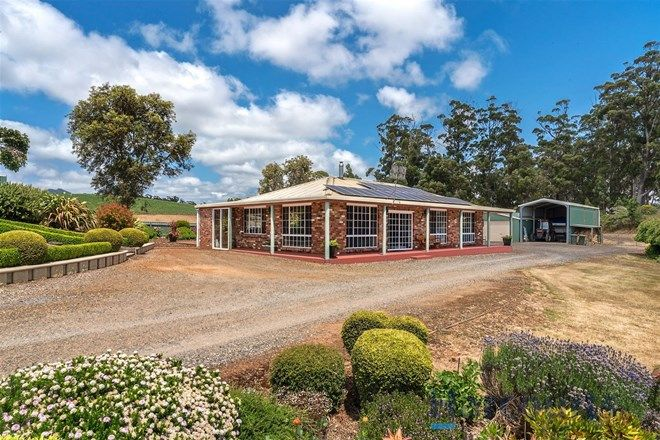 Picture of 463 Ironcliffe Road, PENGUIN TAS 7316