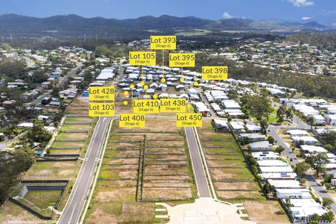 Picture of Balance of Hillclose Estate, Harvey Road, GLADSTONE QLD 4680