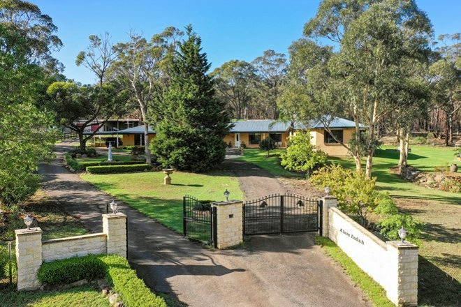 Picture of 5 Rocky Waterholes Road, HILL TOP NSW 2575