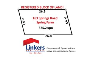 Picture of 163 Springs Road, Spring Farm NSW 2570