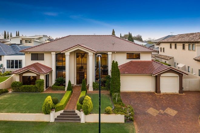 Picture of 8 Caithness Court, MIDDLE RIDGE QLD 4350