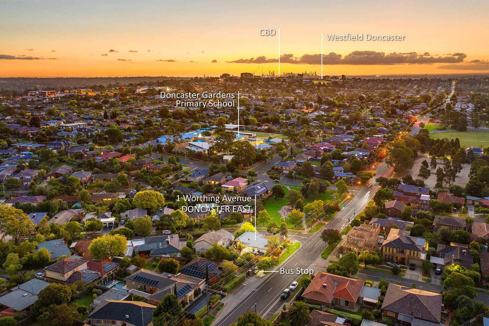1 Worthing Avenue, Doncaster East VIC 3109, Image 0