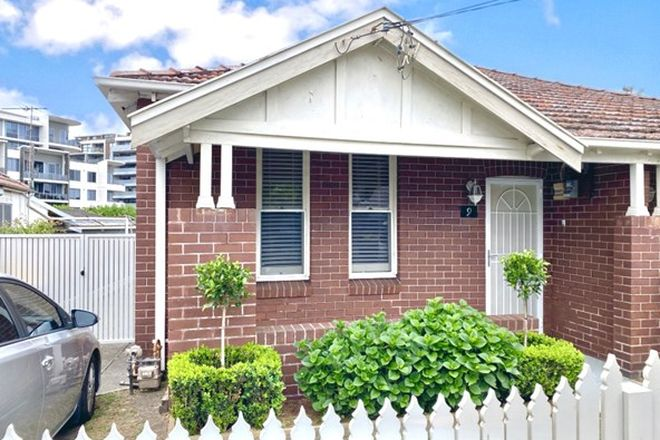 Picture of 9 Kelsey Street, ARNCLIFFE NSW 2205