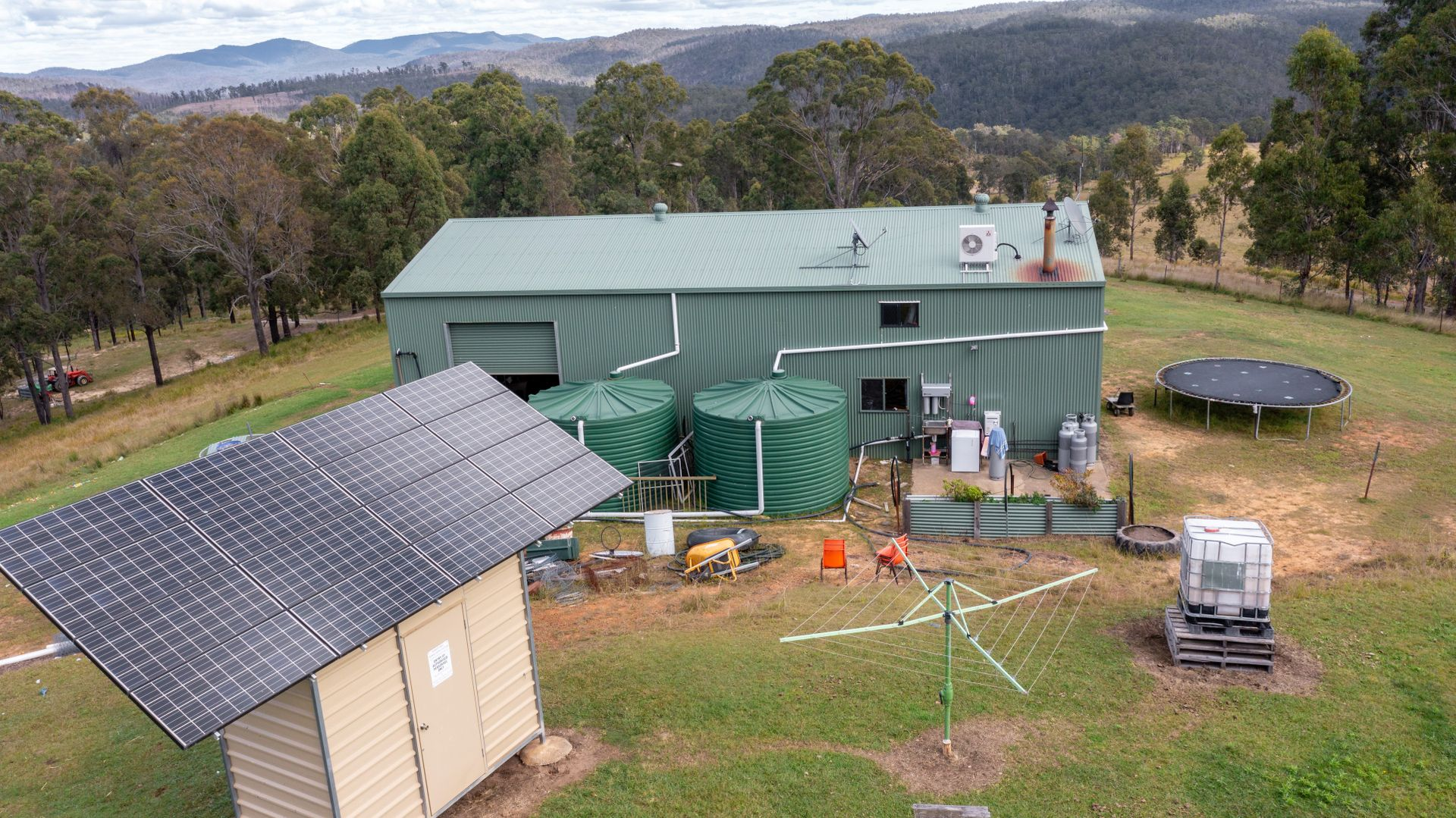 4194 Paddys Flat Road, Upper Tooloom NSW 2475, Image 2
