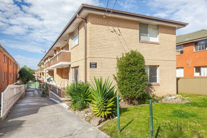 Picture of 2/12 Hampstead Road, HOMEBUSH WEST NSW 2140