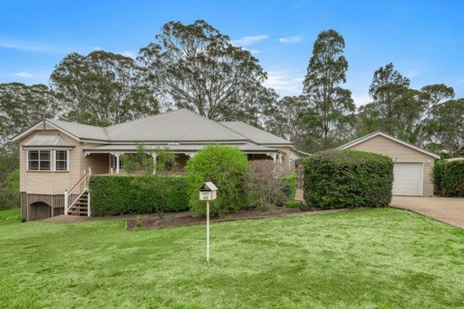 Picture of 44 Kratzke Road, HIGHFIELDS QLD 4352