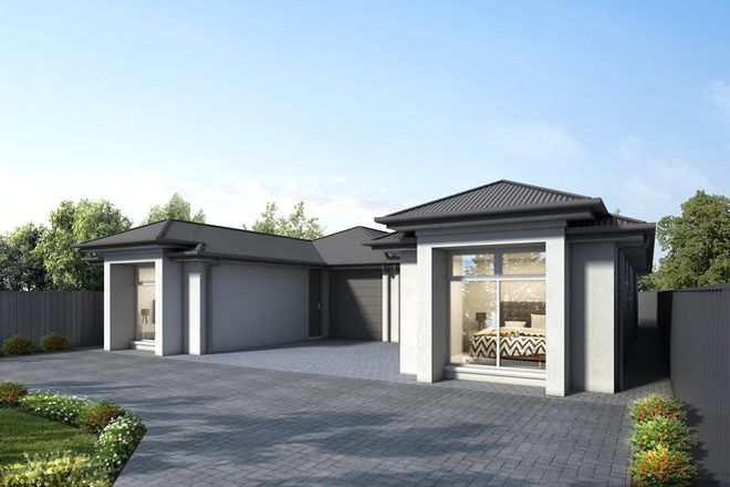 Picture of 12 - 12B Shearing Street, OAKLANDS PARK SA 5046