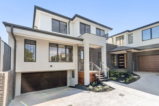 Picture of 3/11 May Park Avenue, ASHWOOD VIC 3147