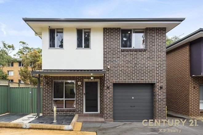 Picture of 8/44 Methven Street, MOUNT DRUITT NSW 2770