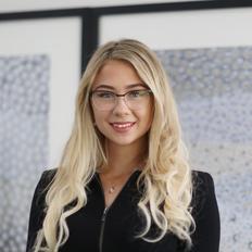 Grace Rekruciak, Sales representative