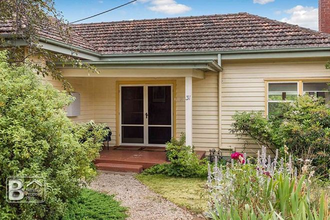 Picture of 31 Myring Street, CASTLEMAINE VIC 3450