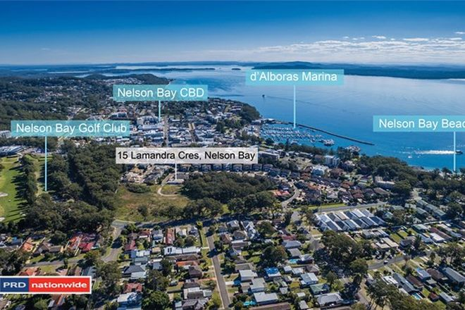Picture of 15 Lamandra Crescent, NELSON BAY NSW 2315