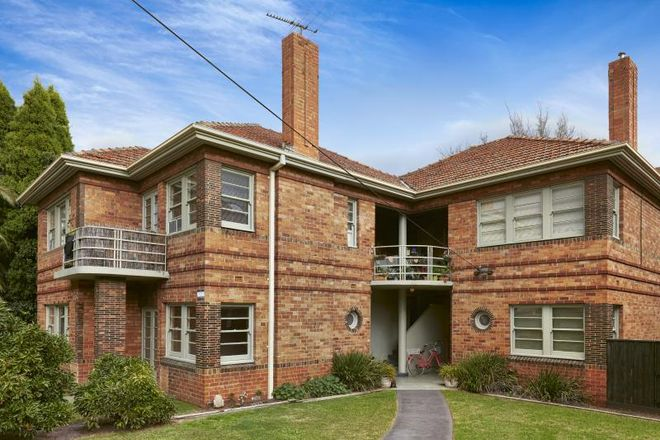 Picture of 3/5 Garden Court, ELWOOD VIC 3184
