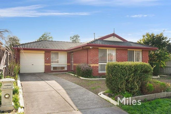 Picture of 12 Serpens Court, ROXBURGH PARK VIC 3064