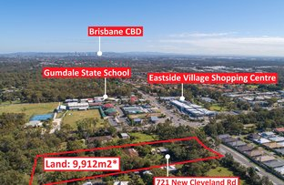 Picture of 721 New Cleveland Road, Gumdale QLD 4154