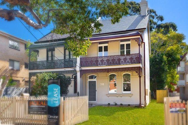 Picture of 38 Orpington Street, ASHFIELD NSW 2131