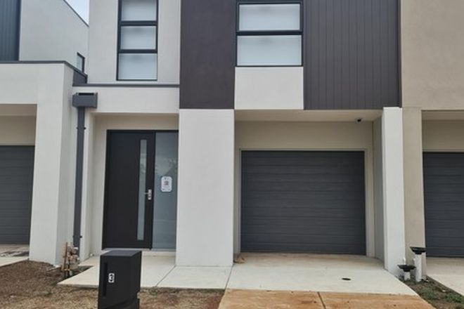 Picture of 3 Mapstone Court, MELTON SOUTH VIC 3338