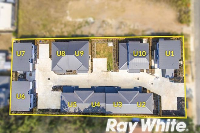 Picture of Units 1-10, 41-43 Laughlin Street, KINGSTON QLD 4114