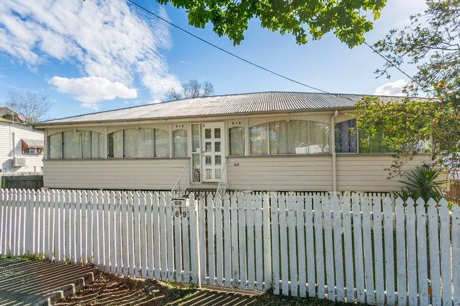 Picture of 69 Warwick Road, IPSWICH QLD 4305