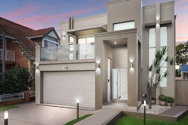 Picture of 12 Cecil Street, HURSTVILLE GROVE NSW 2220