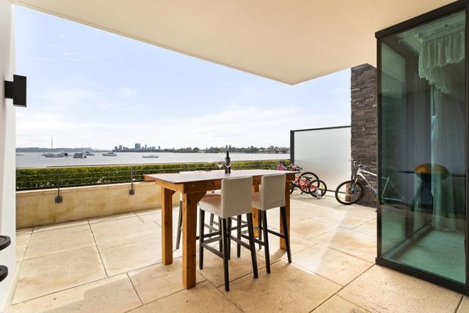 Picture of N5/70 Canning Beach Road, APPLECROSS WA 6153