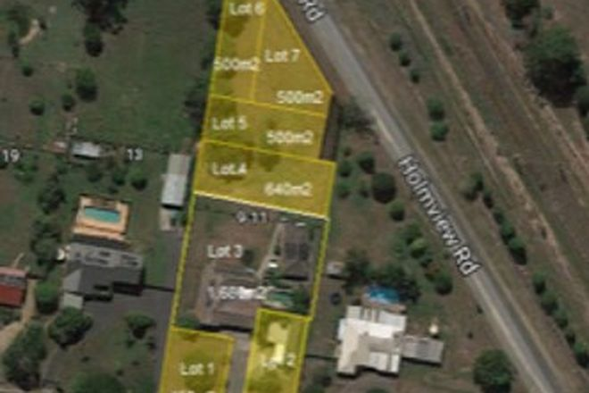 Picture of 9-11 Grove Road, HOLMVIEW QLD 4207