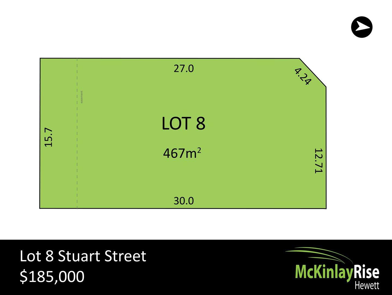 Lot 8 Stuart Street, Hewett SA 5118, Image 0
