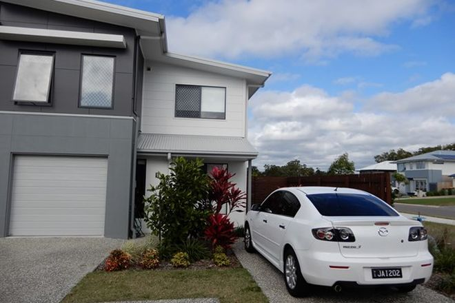 Picture of V-607/44 Highgrove Street, THORNLANDS QLD 4164