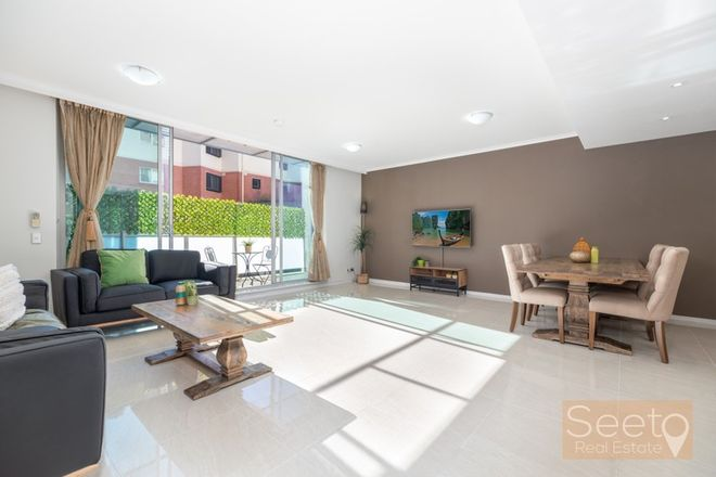 Picture of 205/8-12 Station  Street, HOMEBUSH NSW 2140
