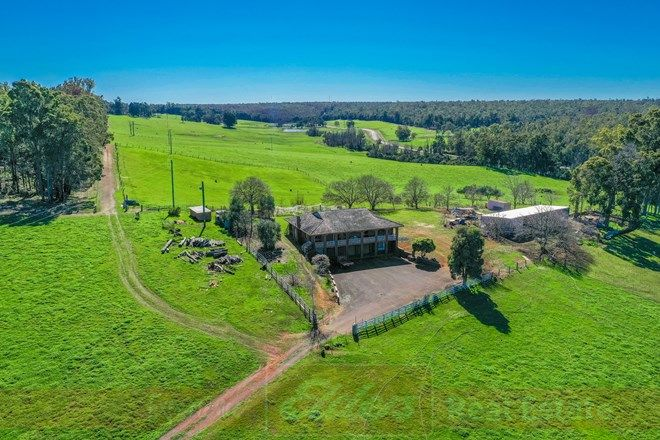 Picture of 1438 Collie-Preston Road, LYALLS MILL WA 6225