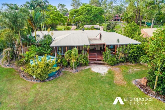 Picture of 166-168 Forestdale Drive, FORESTDALE QLD 4118