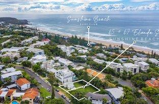 Picture of 65 - 67 Elanda Street, Sunshine Beach QLD 4567