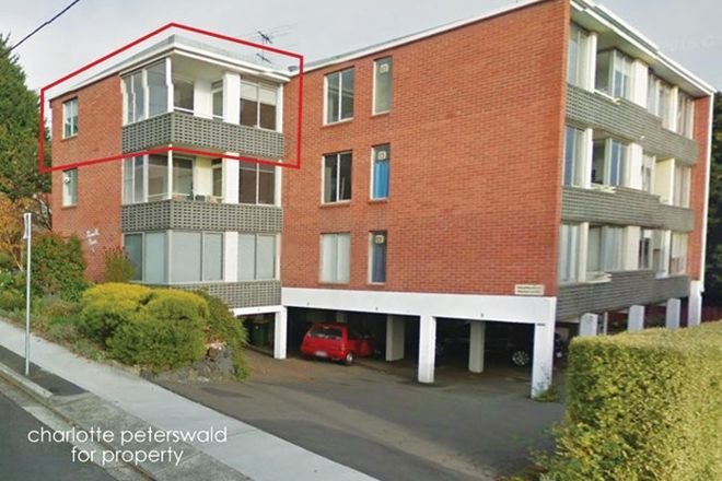 Picture of 9/5 Stowell Avenue, BATTERY POINT TAS 7004