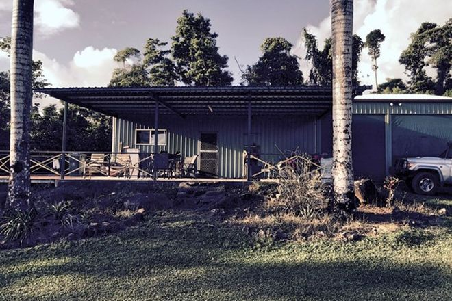 Picture of 938 Tully Gorge Road, JARRA CREEK QLD 4854