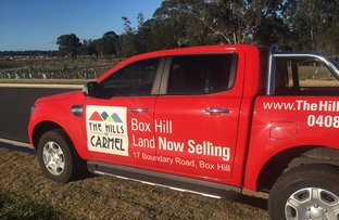 Picture of Lot 1464 Proposed Road, Box Hill NSW 2765