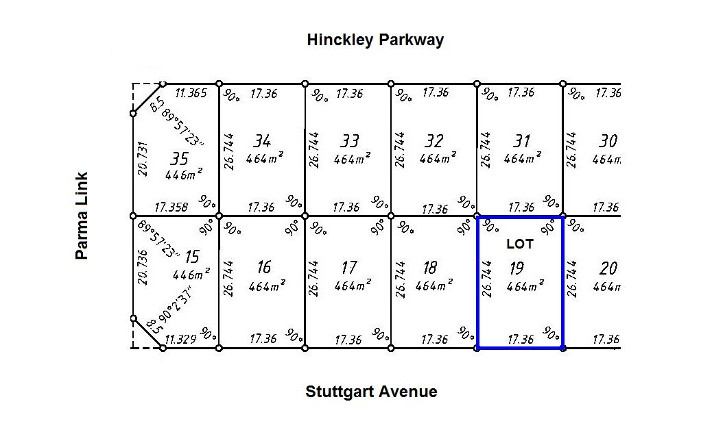 Lot 19 Stuttgart Avenue, Hocking WA 6065, Image 0