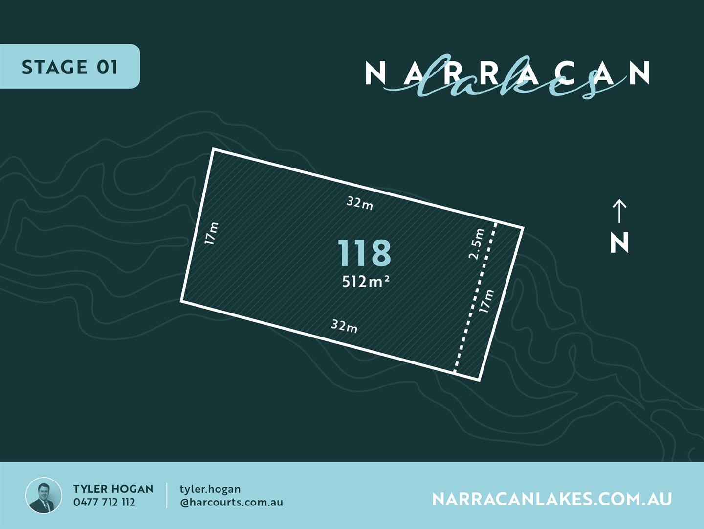 Lot 118 Narracan Lakes, Newborough VIC 3825, Image 0
